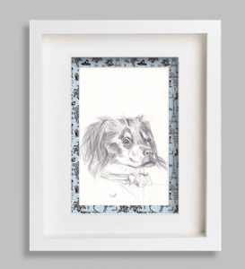 portrait-animalier-marie-louise-bleu sophie de boissieu