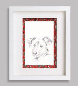 portrait-animalier-marie-louise-rouge sophie de boissieu