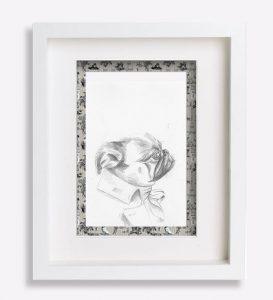 portrait animalier croquis dessin-au-crayon-du-petit-brabançon-robespierre-sophie-de-boissieu-